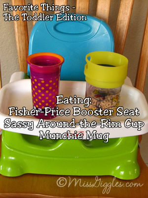 Random Giggles | Favorite Things - The Toddler Edition: Eating made simple