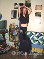 April 6, 2007 – belly dancing