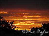 August 1, 2007 – sunset