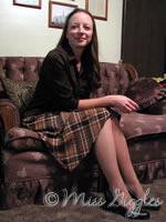 August 19, 2007 – new skirt