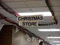 December 5, 2007 – Christmas store