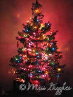 December 10, 2007 – Christmas tree