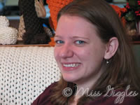 December 25, 2007 – my sister