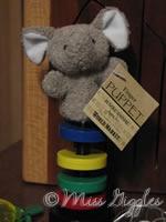February 3, 2007 – elephant puppet