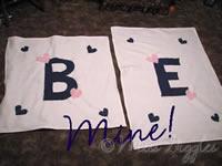 February 14, 2007 – Valentine blankets