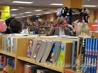 February 24, 2007 – at the bookstore