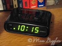 February 26, 2007 – alarm clock