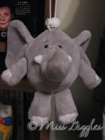 February 27, 2007 – bouncy elephant