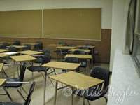 January 8, 2007 – back in class