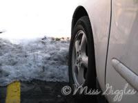 January 9, 2007 – U Parking Lot