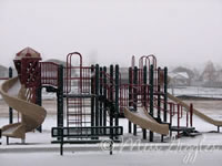 January 11, 2007 – cold playground