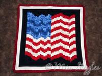 July 16, 2007 – flag quilt