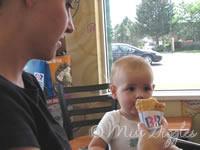 July 18, 2007 – ice cream