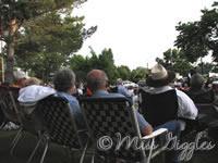 June 3, 2007 – concert in the park