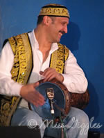 March 3, 2007 – happy drummer