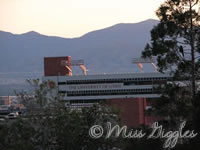 May 23, 2007 – view from class