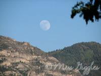 May 29, 2007 – moon rise