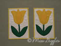 May 30, 2007 – tulip postcards