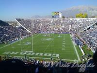 November 3, 2007 – football game