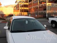 November 5, 2007 – faculty parking
