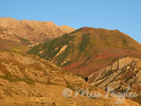 October 2, 2007 – mountain in fall