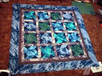 October 6, 2007 – storm quilt