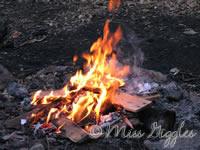 October 28, 2007 – fire