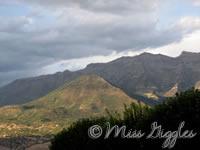 September 4, 2007 – green mountains