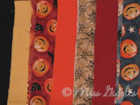 September 8, 2007 – halloween fabric
