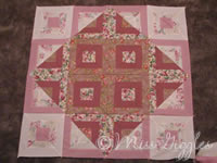 September 9, 2007 – another quilt top