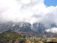 September 24, 2007 – first snow