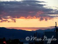 September 29, 2007 – sunset
